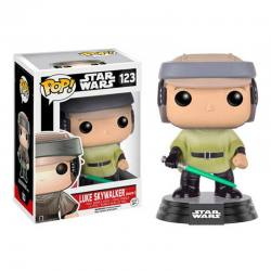 Figura Funko Pop Star Wars Luke Skywalker Endor