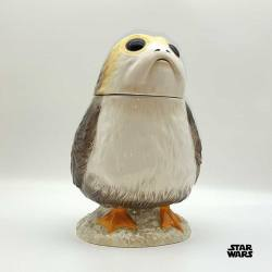 Galletero Porg Star Wars - Con Sonido