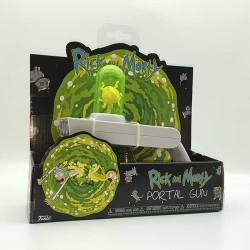 Pistola de Portales Rick and Morty - Funko