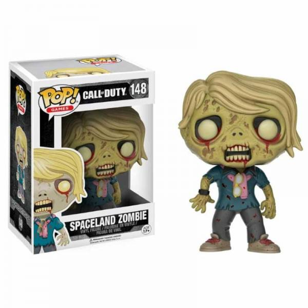 Figura Funko Pop Call of Duty Spaceland Zombie
