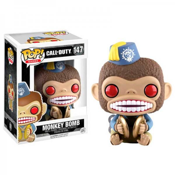 Figura Funko Pop Call of Duty Monkey Bomb