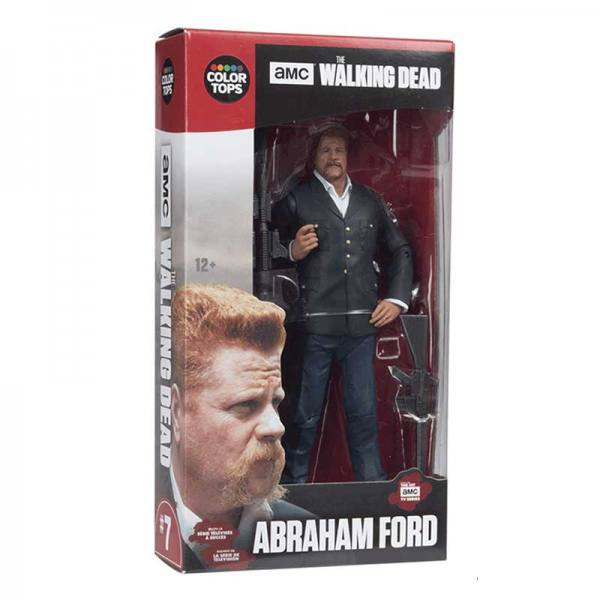 Figura Abraham Ford The Walking Dead - McFarlane Toys