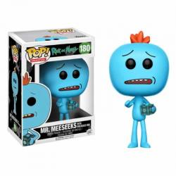 Figura Funko Pop Rick And Morty Mr. Meeseeks with Box - Exclusiva
