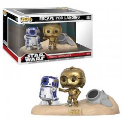 Funko Pop Star Wars Movie Moments R2-D2 & C-3PO
