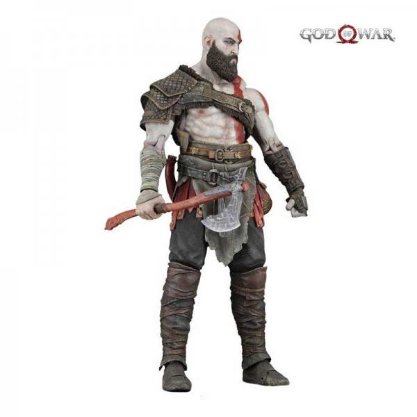Figura God of War Kratos