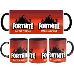 Fortnite logo taza personalizada