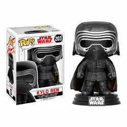 Funko Pop Star Wars Episodio VIII Kylo Ren Con Máscara - Exclusivo