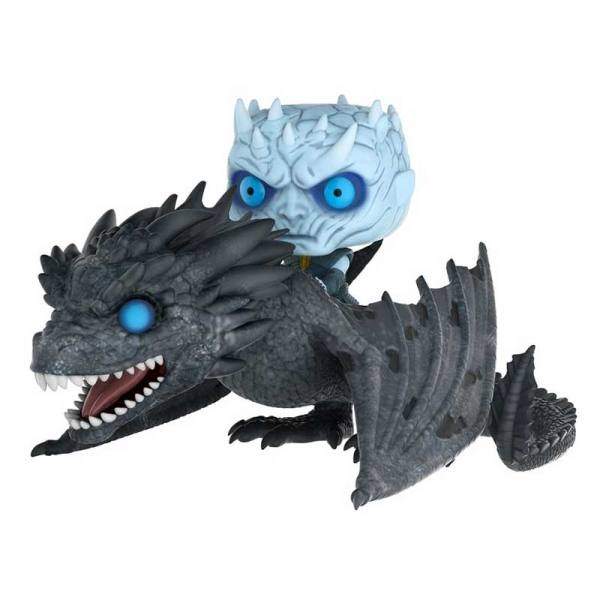 Figura Funko Pop Juego de Tronos Night King & Icy Viserion
