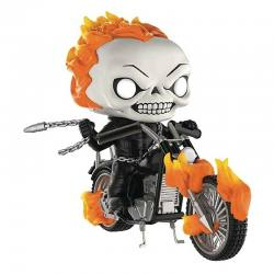 Figura Funko Pop Rides Motorista Fantasma - Exclusiva