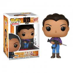 Figura Funko Pop Sasha Walking Dead
