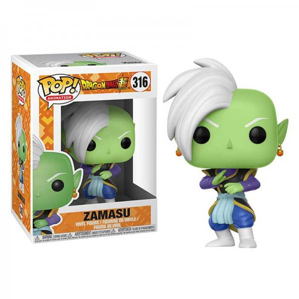 Figura Funko Pop Zamasu Dragon Ball Super