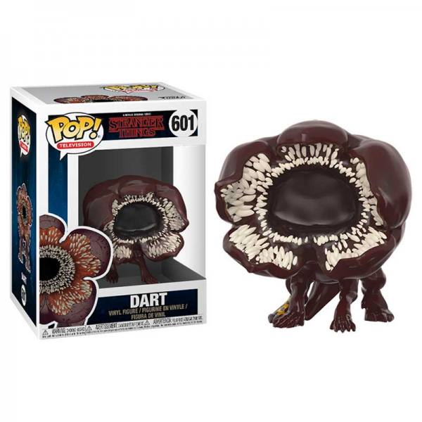 Figura Funko Pop Dart Stranger Things