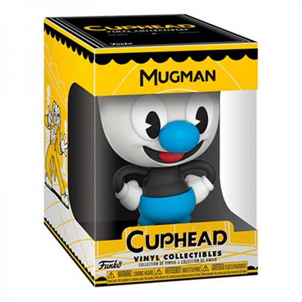 Figura Cuphead Mugman - Funko