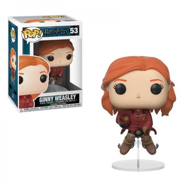 Harry Potter Figura Funko Pop Ginny Weasley on Broom