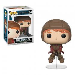 Figura Funko Pop Ron Weasley on Broom Harry Potter