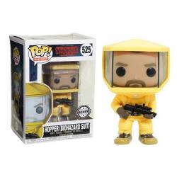 Figura Funko Pop Stranger Things Hopper Biohazard Suit