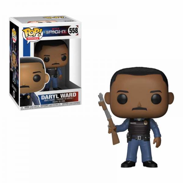Figura Funko Pop Bright Daryl Ward
