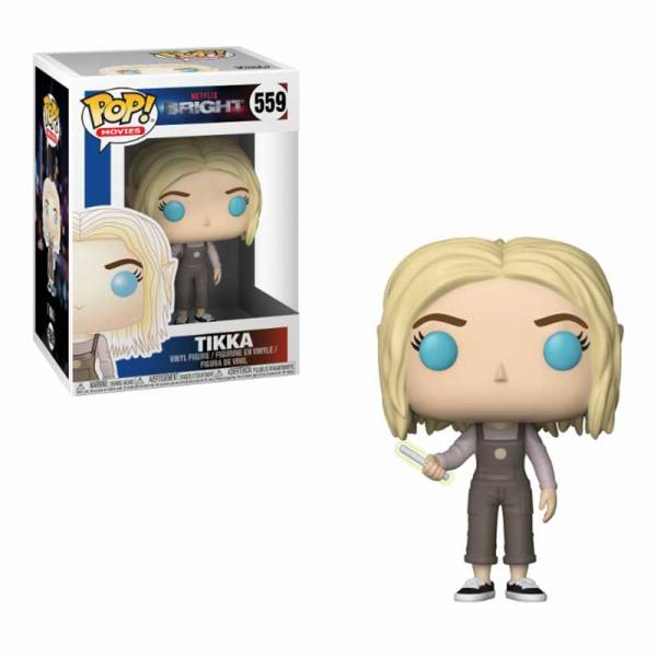 Figura Funko Pop Tikka - Bright