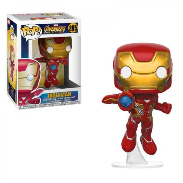 Figura Funko Pop Iron Man Marvel Avengers Infinity War