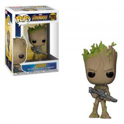 Figura Funko Pop Groot - Marvel Avengers Infinity War