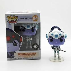 Figura Funko Pop Games Overwatch Widowmaker - Exclusiva