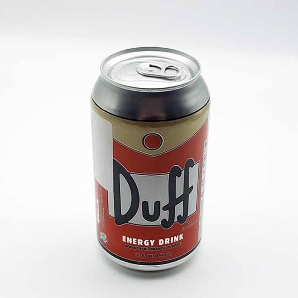 Bebida Energética Duff - Los Simpsons