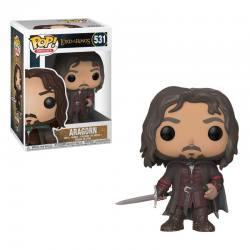 Figura Funko Pop El Señor de los Anillos - Aragorn