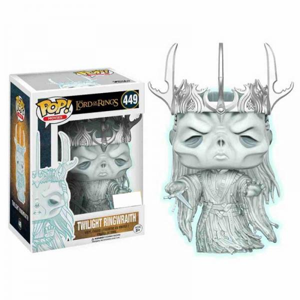 Figura Funko Pop Twilight Ringwraith Lord Of The Rings - Exclusiva