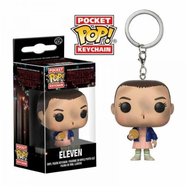 Llavero Pocket Pop! Eleven Stranger Things - Funko