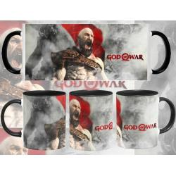 Taza God of War 2018 - Kratos