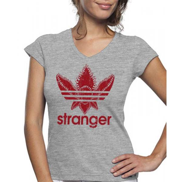 Camiseta de Mujer Stranger Things Demogorgon