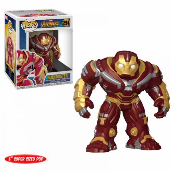 Figura Funko Pop Avengers Infinity War Hulkbuster