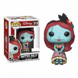 Funko Pop Dapper Sally Pesadilla Antes de Navidad - Exclusiva