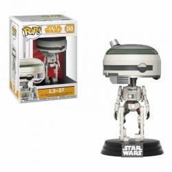 Funko Pop L3-37 Han Solo Una Historia de Star Wars