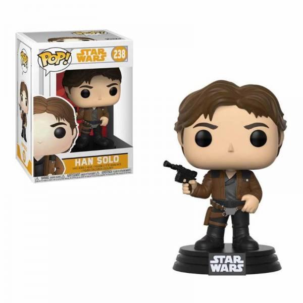 Han Solo: Una Historia de Star Wars Funko Pop Han Solo
