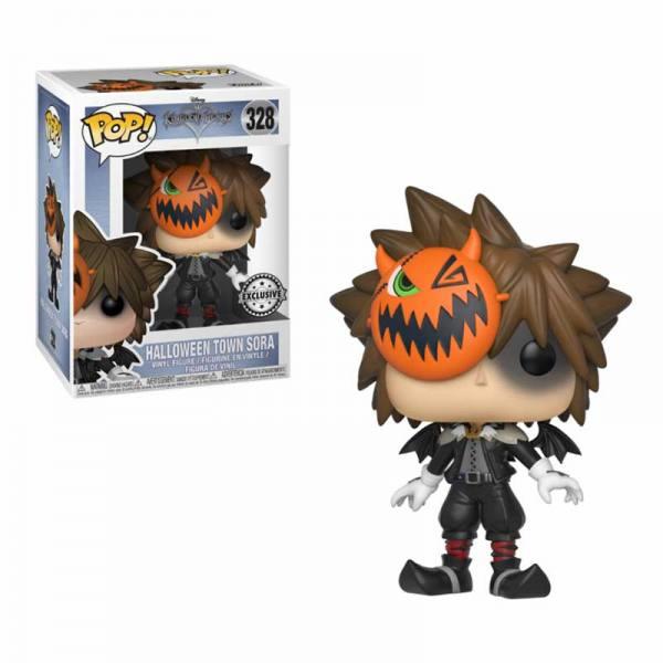 Funko Pop Halloween Town Sora Kingdom Hearts - Exclusiva