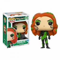 Funko Pop Batman Poison Ivy - Exclusiva