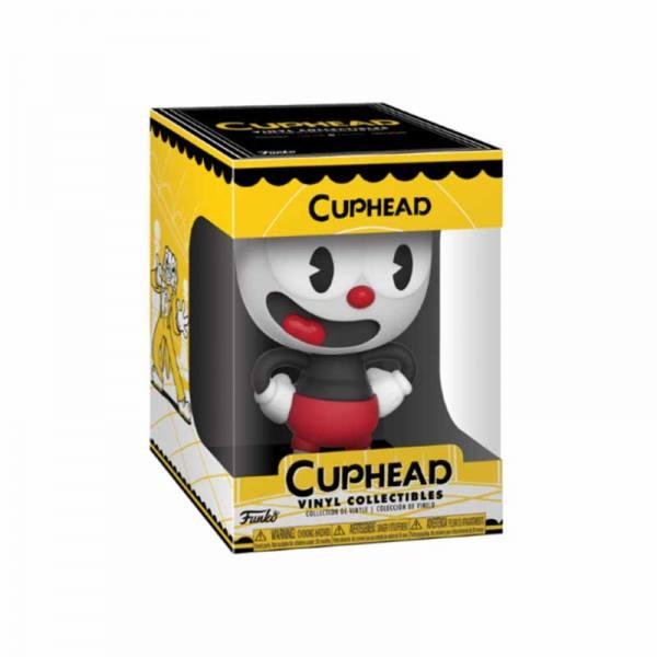 Cuphead - Figura Vinyl Cuphead Funko