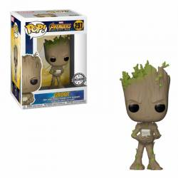 Figura Funko Pop Groot Avengers Infinity War - Exclusiva