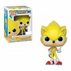 Figura Funko Pop Sonic Super Sonic - Exclusiva