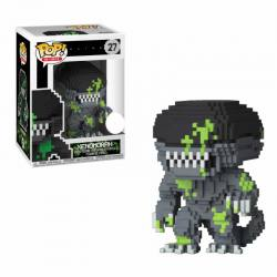 Funko Pop Alien Xenomorph 8 Bits - Exclusiva