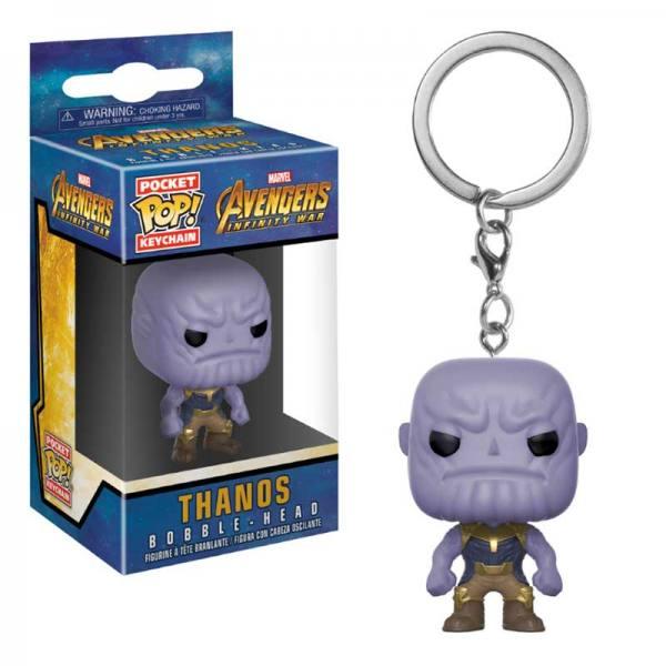 Llavero Funko Pop Thanos - Avengers Infinity War