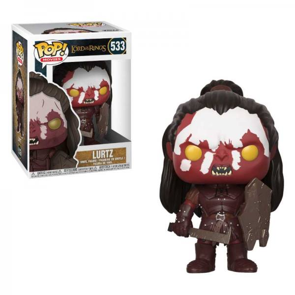 Funko Pop Lord of the Rings Lurtz
