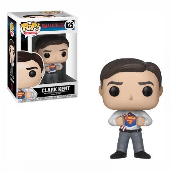 Figura Pop Smallville Clark Kent Con Camisa