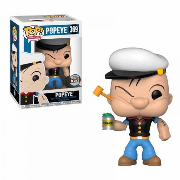 Figura Pop Popeye - Exclusiva Specialty Series