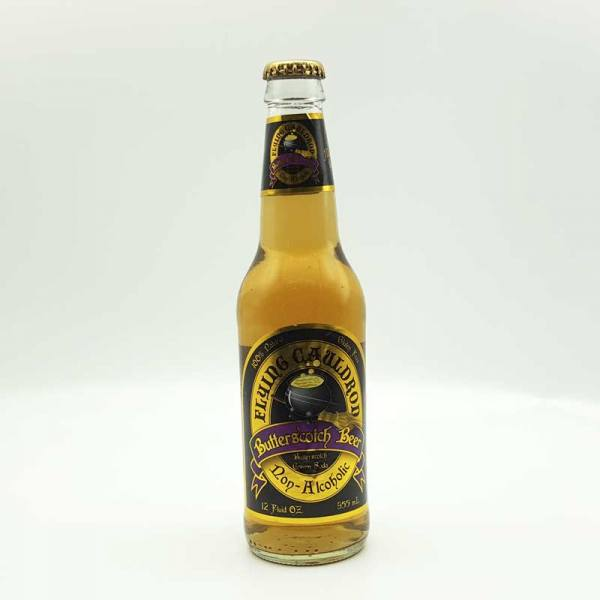 Harry Potter Cerveza de Mantequilla - Sin Alcohol