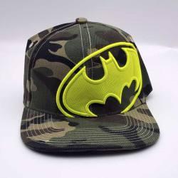 Gorra Batman Camuflaje
