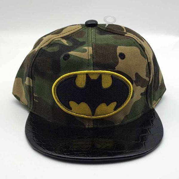Gorra Batman Camuflaje Niño