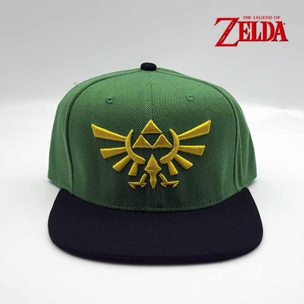Gorra Zelda Trifuerza