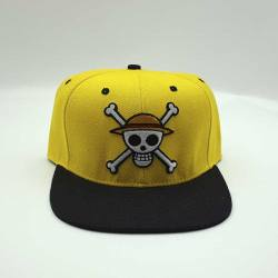 Gorra Calavera Luffy One Piece